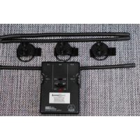 Bagpipes (2 drones) Omni Microphone System   AC-FO-12-2