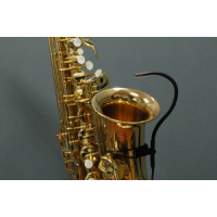 Soprano Saxophone Flexible Neck Omni Microphone System   AC-FO-18
