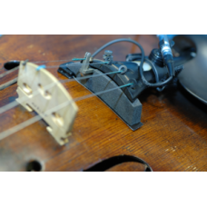 Violin Low Profile Contact Microphone   AC-LC-01