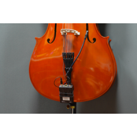 Cello Low Profile Combined System - Low profile Contact - Flexible Neck Directional mic   AC-LC-FD-03