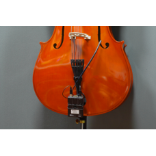 Cello Low Profile Combined System - Low profile Contact - Flexible Neck Omni mic   AC-LC-FO-03